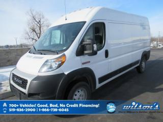 Used 2019 RAM PROMASTER CARGO High Roof 159