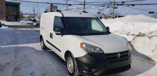 Used 2015 RAM ProMaster ST Cargo for sale in Drummondville, QC