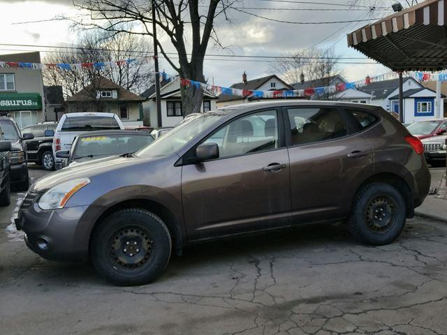 2009 Nissan Rogue S FWD