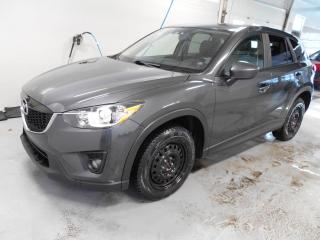 Used 2015 Mazda CX-5 GT AWD**CUIR,TOIT,CAMERA,BAS KM** for sale in Montréal, QC