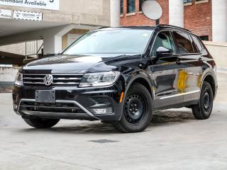 Used 2018 Volkswagen Tiguan for sale in Toronto, ON