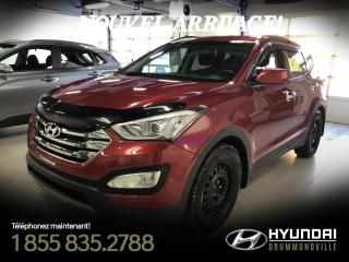Used 2014 Hyundai Santa Fe Sport 2.0T PREMIUM + GARANTIE + AWD + A/C + CR for sale in Drummondville, QC
