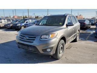 Used 2012 Hyundai Santa Fe FWD 4dr I4 Auto GL Premium for sale in Whitby, ON