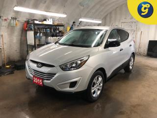 Used 2015 Hyundai Tucson Downhill assist * Active ECO * Automatic/Manual Shifting * Heated front seats * Telescopic/tilt steering * Phone connect * Voice Recognition * Hands f for sale in Cambridge, ON