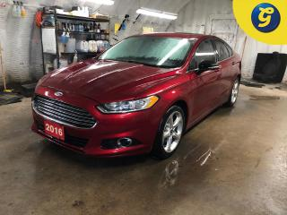 Used 2016 Ford Fusion Sunroof * Sync system * Reverse camera * Automatic/Manual mode w/paddle shifters * Automatic headlights w/fog lights * Power front seats * Passive/key for sale in Cambridge, ON