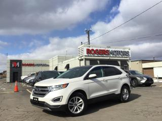 Used 2016 Ford Edge - 2.99% Finance | 6 Months Deferral - SEL AWD - NAVI - PANO ROOF - REVERSE CAM for sale in Oakville, ON