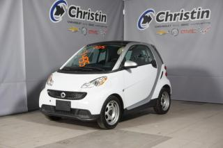 Used 2015 Smart fortwo AUTO A/C NAVIGATION SIEGE EN CUIR CHAUFFANT for sale in Montréal, QC