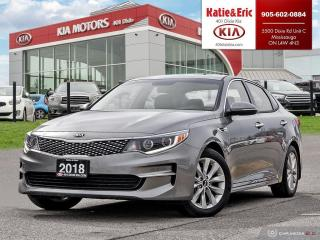 Used 2018 Kia Optima EX for sale in Mississauga, ON