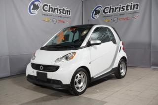 Used 2015 Smart fortwo AUTO A/C NAVIGATION CUIR CHAUFFANT**4670 KM** for sale in Montréal, QC