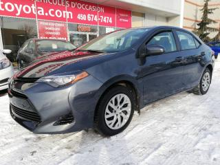 Used 2017 Toyota Corolla CE for sale in Longueuil, QC