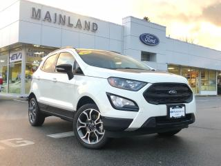 New 2020 Ford EcoSport SES 300A for sale in Surrey, BC