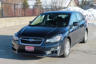 Used 2015 Subaru Impreza 2.0i Touring Package 1-Owner | NO Accidents | AWD | CERTIFIED for sale in Waterloo, ON