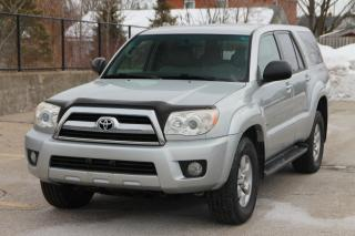 Used 2006 Toyota 4Runner SR5 V6 1-Owner | NO Accidents for sale in Waterloo, ON