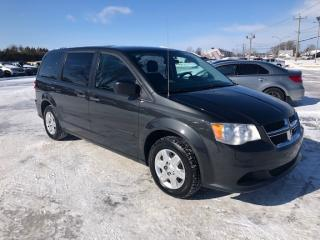 Used 2012 Dodge Grand Caravan SE for sale in Pintendre, QC