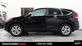 Used 2014 Honda CR-V EX-L + AWD + TOIT + CUIR ! for sale in Trois-Rivières, QC