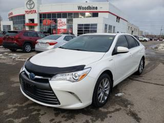 Used 2017 Toyota Camry HYBRID XLE for sale in Etobicoke, ON