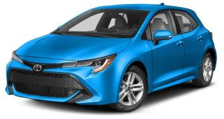 New 2020 Toyota Corolla Hatchback for sale in Etobicoke, ON