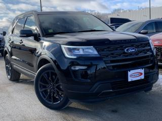 Used 2019 Ford Explorer XLT HEATED SEATS, NAVIGATION for sale in Midland, ON
