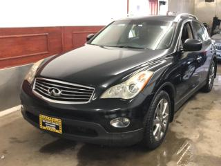 Used 2008 Infiniti EX35 AWD 4DR for sale in Scarborough, ON