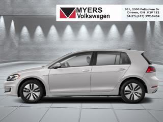 New 2020 Volkswagen Golf e-Golf Comfortline for sale in Kanata, ON