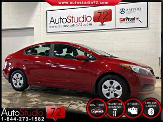 Used 2014 Kia Forte LX**AUTOMATIQUE**A/C**BLUETOOTH** for sale in Mirabel, QC