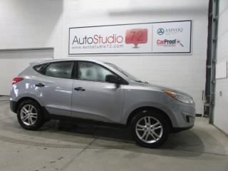 Used 2010 Hyundai Tucson AUTOMATIQUE**MAGS**BLUETHOOT for sale in Mirabel, QC