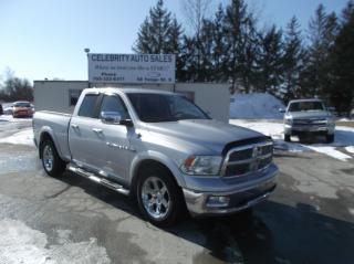 Used 2011 Dodge Ram 1500 4 DOOR  4X4 LARMIE for sale in Elmvale, ON