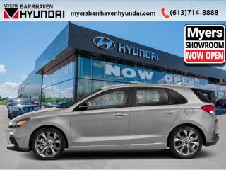 New 2020 Hyundai Elantra GT N-Line MT  - Sunroof - $147 B/W for sale in Nepean, ON
