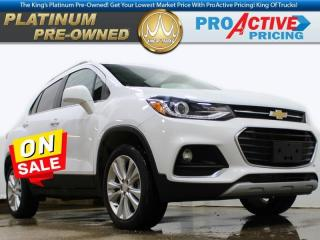 Used 2020 Chevrolet Trax Premier | 4Cyl | AWD | Sunroof | HTD Leather | Rem for sale in Virden, MB
