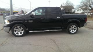 Used 2012 RAM 1500 LARAMIE LONGHORN for sale in Cambridge, ON