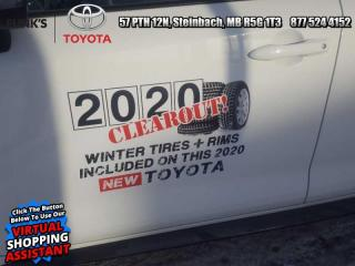 Used 2020 Toyota Corolla SE  - Upgraded Motor -  Aerodynamics for sale in Steinbach, MB