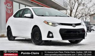 Used 2015 Toyota Corolla SPORT 50TH ANNIVERSARY for sale in Pointe-Claire, QC