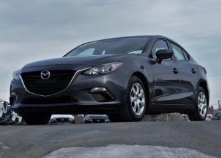 Used 2015 Mazda MAZDA3 GX BERLINE AIR CLIM. 56$/sem taxes inc. for sale in St-Georges, QC