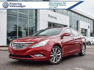 Used 2011 Hyundai Sonata SPORT LOADED! NAV + ROOF for sale in Pickering, ON