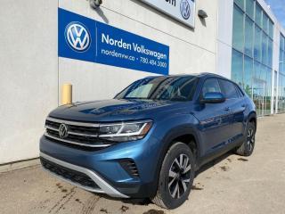 New 2020 Volkswagen Atlas Cross Sport Trendline for sale in Edmonton, AB