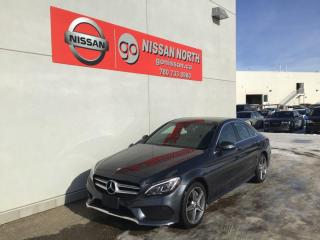Used 2016 Mercedes-Benz C-Class C 300 4dr AWD 4MATIC Sedan for sale in Edmonton, AB