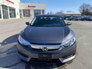 Used 2018 Honda Civic Sedan LX 4dr FWD Sedan for sale in Brantford, ON