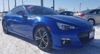 Used 2016 Subaru BRZ Sport-tech for sale in Barrie, ON