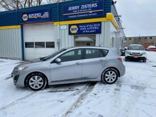 Used 2011 Mazda MAZDA3 GS for sale in Kitchener, ON