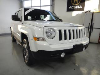 Used 2015 Jeep Patriot High Altitude,FULLY LOADED,4X4,ONE OWNER for sale in North York, ON