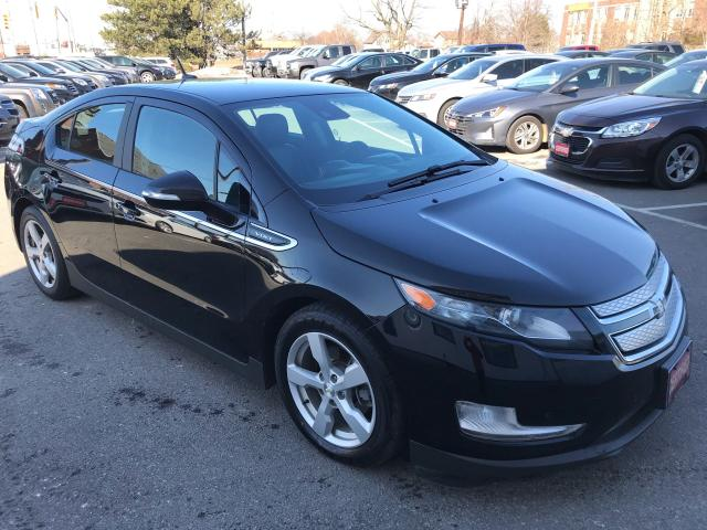 2014 Chevrolet Volt PREMIUM ** NAV, BACKUP CAM, HTD LEATH **
