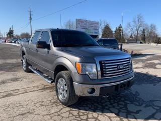 Used 2012 Ford F-150 XLT for sale in Komoka, ON