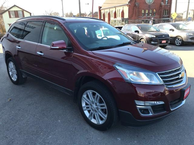 2015 Chevrolet Traverse LT ** BACKUP CAM , AUTOSTART , BLUETOOTH **