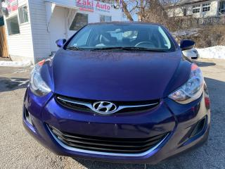 Used 2013 Hyundai Elantra 2013 Elantra /1 Owner /Clean Carfax /Safety included Price for sale in Toronto, ON