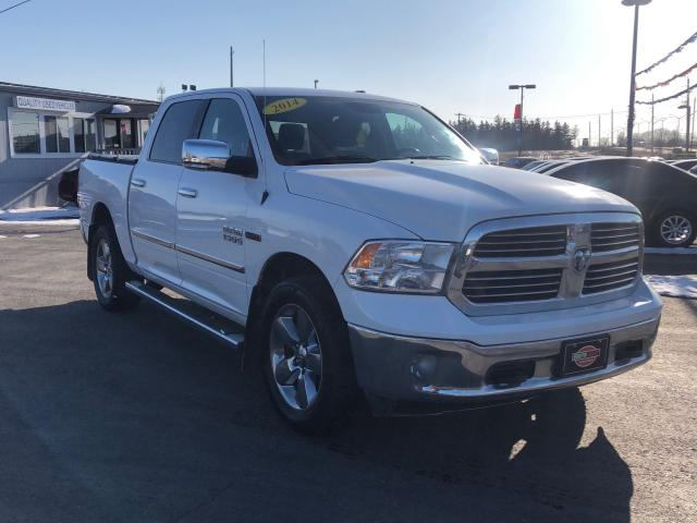 2014 RAM 1500 BIG HORN*ECO-DIESEL*4X4*BACKUP CAM