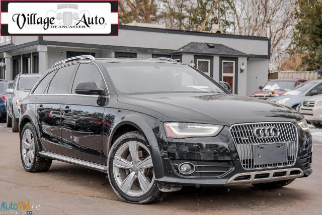 2013 Audi Allroad Premium