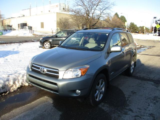 2008 Toyota RAV4 Limited~SUNROOF~POWER OPTIONS~AWD~CERTIFIED!