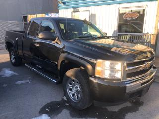 Used 2009 Chevrolet Silverado 1500 LS, 4WHEEL Drive for sale in St Catharines, ON