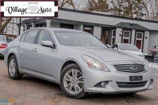 Used 2010 Infiniti G37 X for sale in Ancaster, ON