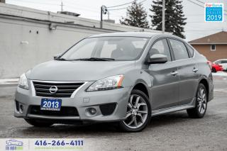 Used 2013 Nissan Sentra SR|Low KM|Keyless Entry|Heated Seats|Alloys for sale in Bolton, ON